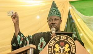 Governor Amosun - Ogun AHME launch Araya